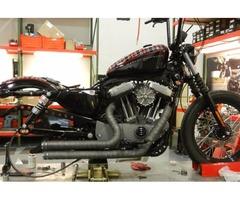 Harley Davidson Scheduled Maintenance