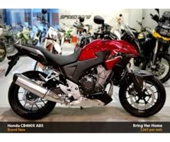 ABS 2012 Honda bike CBR250R