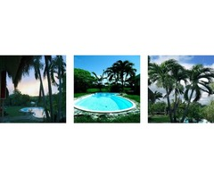Bourg Guadeloupe Vacation house for rent- Hutte Enchantee