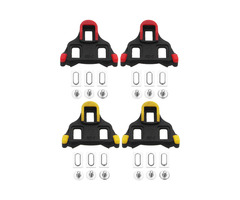 PROMEND PS-M01 6 Degrees Lock Plate Bicycle Pedals Self-Locking Cleats Road Bike Shoes Cleats