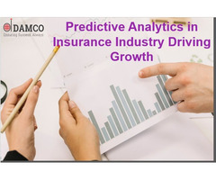 Predictive Analytics in Insurance Industry Driving Growth