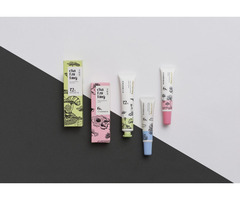 Get Your Lip Balm Boxes In Wholesale Rates Now | Cosmetics Boxes