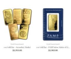 Why Should You Buy 1 Gram Gold Bars Online