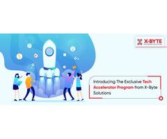 Best Start-Up Tech Accelerator Program by X-Byte Enterprise Solutions in USA