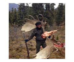 Alaska Moose Hunting Outfitters | Wrangelloutfitters.com