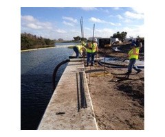 Seawall Repair Service in Florida
