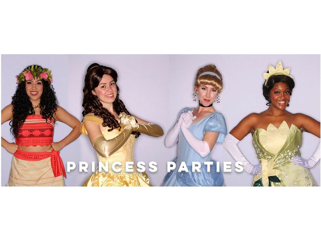 Princess Party Characters   The Pure Imagination Party Company   free-classifieds-usa.com