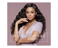 Virgin Hair Black Friday Sale - Indique Hair - Up To 50% Off