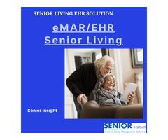 Benefits of eMAR/EHR Senior Living
