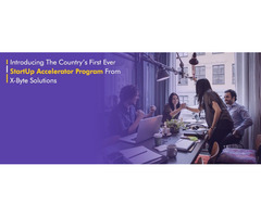 Best Start-Up Tech Accelerator Program in USA | X-Byte Enterprise Solutions