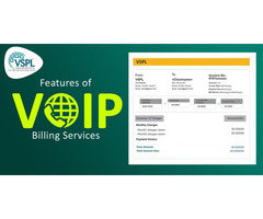 VSPL Launched VoIP Billing Software with New features