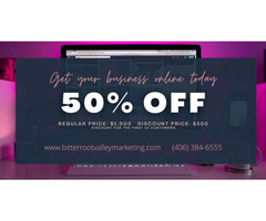 [50% OFF] WEB SITE DESIGN ONLY FOR $500