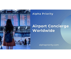 Airport Concierge Worldwide | Fast Track Airport Services