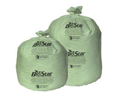 Quality Trash Can Liners | Silverback-supply.com