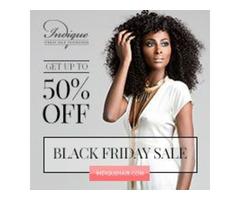 Best Virgin Hair Extensions Deals | Indique Hair | Black Friday Sale
