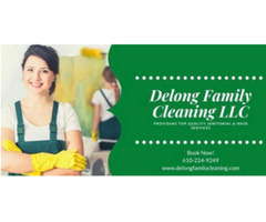 Carpet Cleaning Service Lehigh Valley PA - Delong Family Cleaning LLC