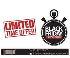 Karmina Beauty Clinic Running Special Back Friday Offer Get Now