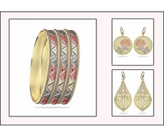 Trustworthy Wholesaler And Supplier Of Oro Laminado Jewelry In The US