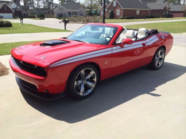 Dodge Challenger Convertible >> 2015 Dodge Challenger Convertible Cars Angola Indiana