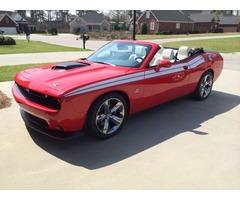 2015 Dodge Challenger Convertible