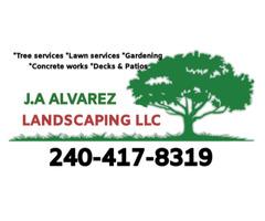 JA ALVAREZ LANDSCAPING