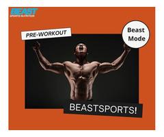 Best Pre Workout Supplement  Beastsports