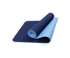 Yoga Mats Color Matching 6mm Exercise Mat Fitness Mat