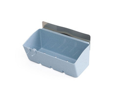 Multifunction Bathroom Toilet Wall Adsorption Suction Paper Towel Holder Commodity Shelf Storage Bas