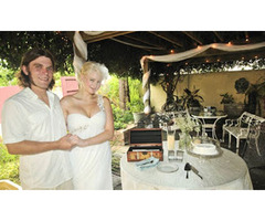 Love Letters In a Wooden Box Ceremony at Casa de Solana B&B | free-classifieds-usa.com