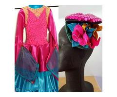 Fantasy fashion dress
