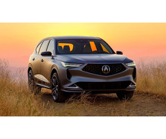 Buy or Lease Acura MDX Online
