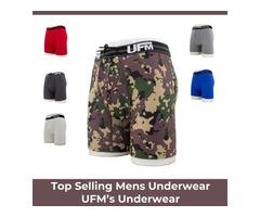 Top Selling Mens Underwear | UFMs Underwear