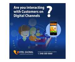 Are You Interacting With Your Customers On DIGITAL Channels ?