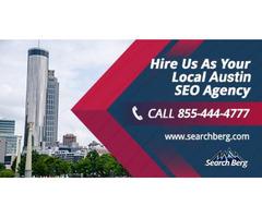 Hire SEO Company in Austin   Professional SEO Agency   Local SEO Expert in Austin – Search Berg