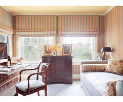 Integrate Lutron Shades by Valley Drapery