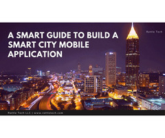 Smart City Management Solutions for all size of cities
