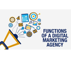 Role of Digital Marketing Agency in Digital Transformation