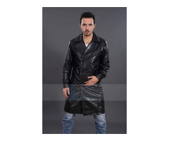 Black Friday— Dr.Who Christopher Leather Coat