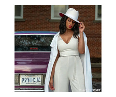 Buy Casual and Formal Fedora Straw Hats for Women