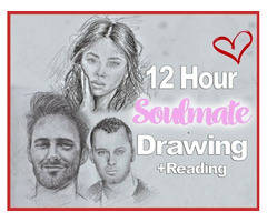 I will draw your soulmate/future husband/wife (12hrs)