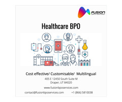 Healthcare BPO - Fusion BPO Services