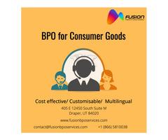 Retail Customer Services - Fusion BPO Services
