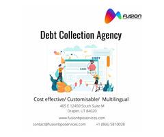 Debt Collection Services - Fusion BPO Services