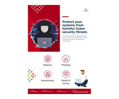 Protect your systems from harmful Cyber security threats