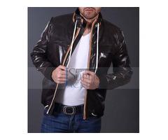 Black Friday— David Beckham Black Leather Jacket