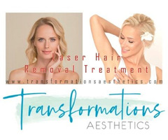 Get Permanent Solution with Laser Hair Removal Treatment