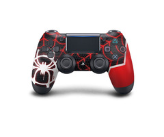 #Spiderman Morales #Ps4 Controller