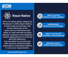 React Native Development | Ace Infoway