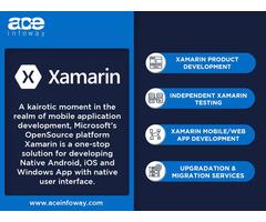 Xamarin Cross-Platform Development | Ace Infoway
