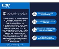 PhoneGap App Development | Ace Infoway
